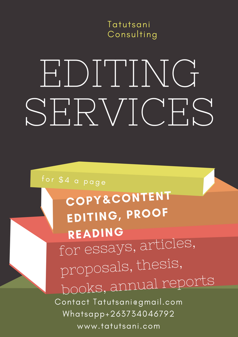 editing services final